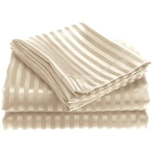 Full Size Bedsheets striped